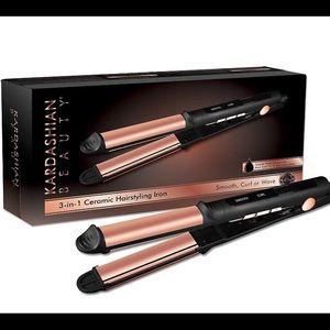 Kardashian Beauty 3-in-1 Iron